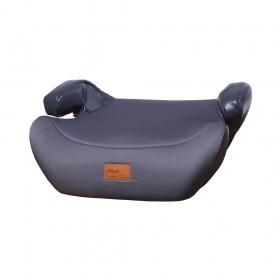 Автокрісло-бустер Carrello Plus 11804/1 + направляючий ремінь сіре