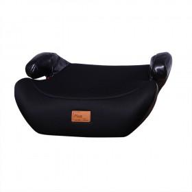 Автокрісло-бустер Carrello Plus 11804/1 + направляючий ремінь чорне