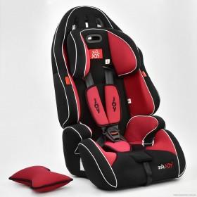 Автокресло Joy G 1699 черно-красное