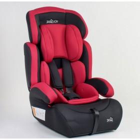 Автокресло JOY универсальное 94926 черно-красное