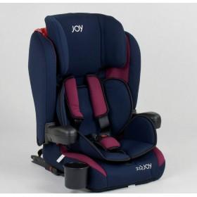 Автокресло JOY система ISOFIX 72583 синее