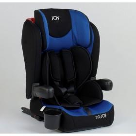 Автокресло JOY система ISOFIX 43098 сине-черное