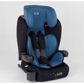 Универсальное автокресло JOY ISOFIX 25790 черно-синее