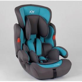 Универсальное автокресло JOY NB-4001 серо-голубое