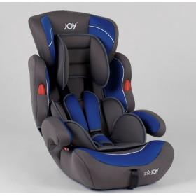 Универсальное автокресло JOY NB-8660 серо-синее