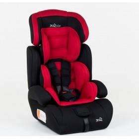 Автокресло Joy new 1590 R красно-черное