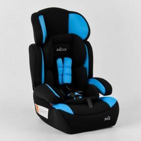 Автокресло Joy 50709 универсальное черно-голубое