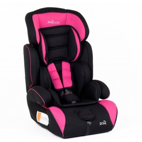 Автокресло Joy new 5810 Р, розово-черное