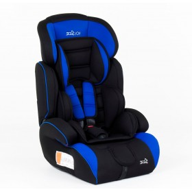 Автокресло Joy new 7190 В сине-черное