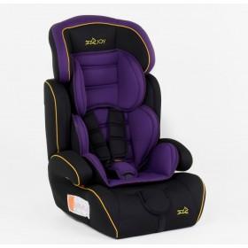 Автокресло Joy new 8577 BV фиолетово-черное