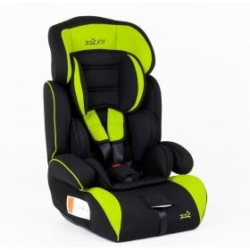 Автокресло Joy new 7086 G зелено-черное