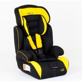 Автокресло Joy new 6960 Y желто-черное