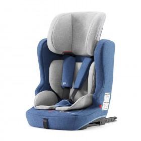 Автокресло Kinderkraft Fix2Go синее