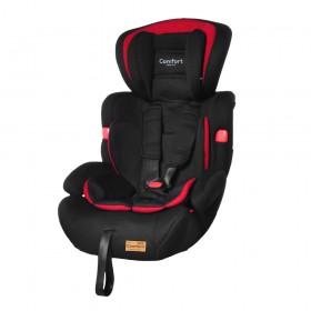 Автокресло TILLY Comfort T-11901/1, черно-красное