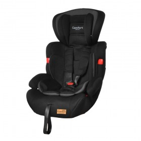 Автокресло TILLY Comfort T-11901/1, черно-серое