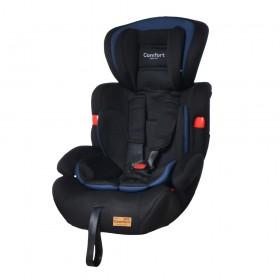 Автокресло TILLY Comfort T-11901/1, черно-синее