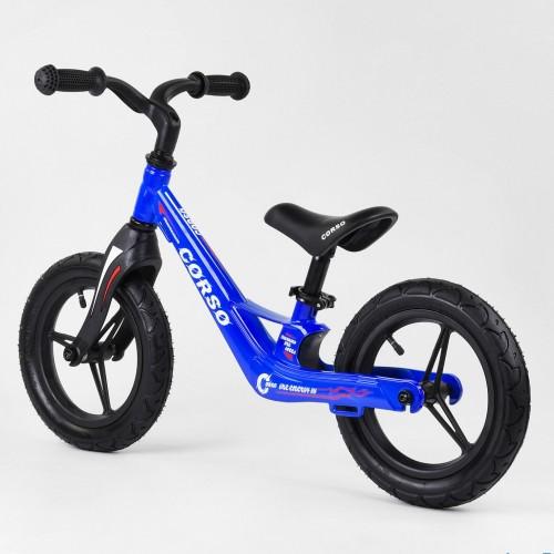 Біговел Corso Energy 39182, (велобег) магнієва рама, синій