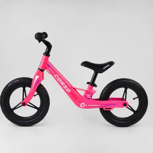 Біговел Corso Energy 76360, (велобег) магнієва рама, рожевий