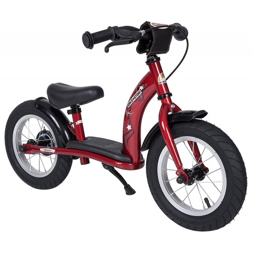 Беговел BikeStar Kids Balance Running Bike Classic красный