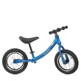 """Біговел PROFI KIDS М 0083-1, надувні колеса 12"""", синій"""