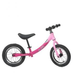 """Біговел PROFI KIDS М 0083-2, надувні колеса 12"""", рожевий"""