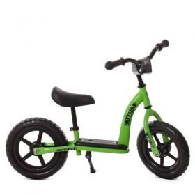 Беговел PROFI KIDS М 5455 зеленый