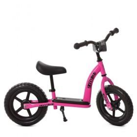 Беговел PROFI KIDS М 5455 розовый