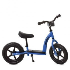 Беговел PROFI KIDS М 5455 синий