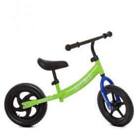 Беговел PROFI KIDS М 5457 зеленый
