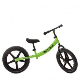 Беговел PROFI KIDS М 5468 16″ зеленый
