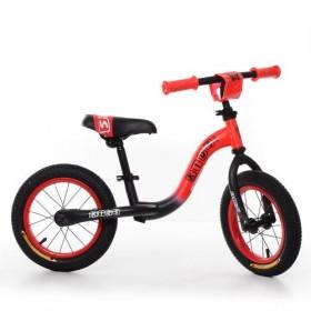 Беговел PROFI KIDS W1201 красный