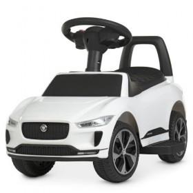 Электромобиль детский Bambi Jaguar M 4461, белый