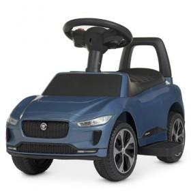 Электромобиль детский Bambi Jaguar M 4461, серый