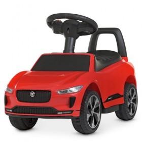 Электромобиль детский Bambi Jaguar M 4461, красный