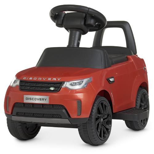 Электромобиль детский Bambi M 4462, красный