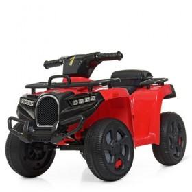 Электромобиль детский Квадроцикл Bambi ZP5258E-3, красный
