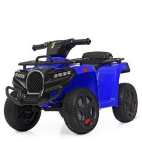 Электромобиль детский Квадроцикл Bambi ZP5258E-4, синий