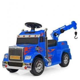 Электромобиль детский Bambi ZPV118BR-4, синий