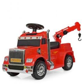 Электромобиль детский Bambi ZPV118BR-3, красный