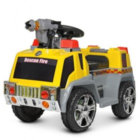 Электромобиль детский Bambi ZPV119AR-6, желтый