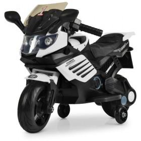 Мотоцикл Bambi M3582 EL, белый