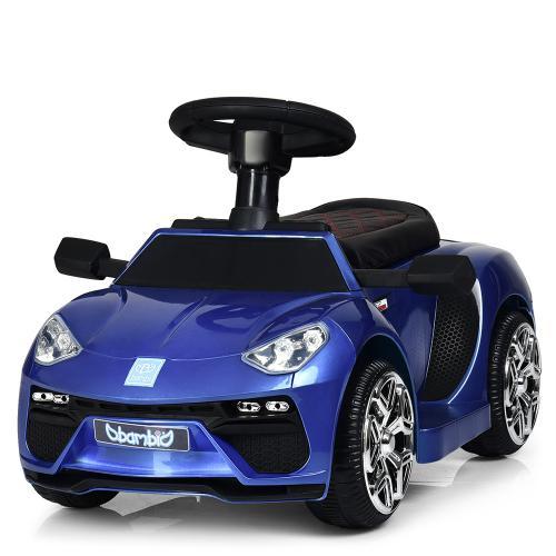 Электромобиль BAMBI M3591LS синий