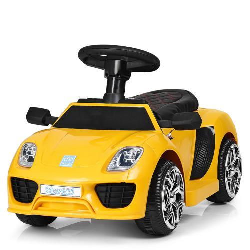 Электромобиль BAMBI M 3592L желтый