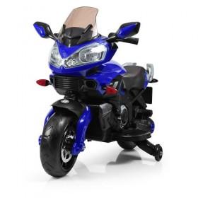 Мотоцикл Bambi M 3630 EL синий