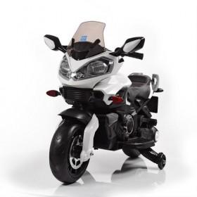 Мотоцикл Bambi M 3630 EL белый