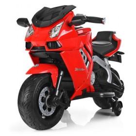 Мотоцикл Bambi M 3637EL красный
