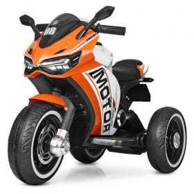 Мотоцикл Bambi M 4053 L, оранжевый