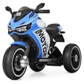 Мотоцикл Bambi M 4053 L, синий