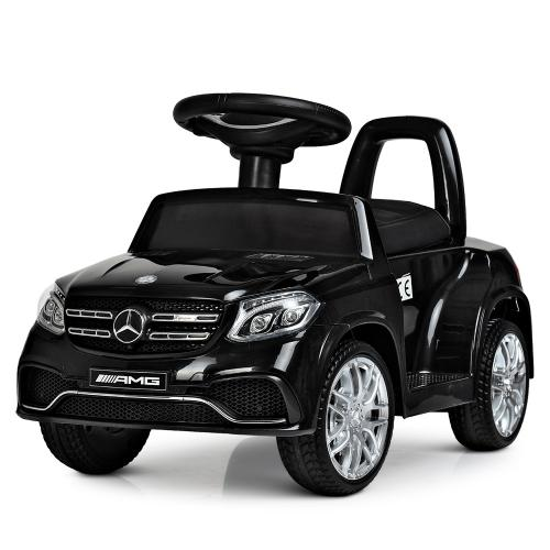 Электромобиль детский Bambi Mercedes M 4065 EBLR-2, черный