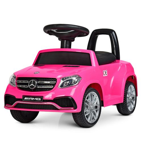 Электромобиль детский Bambi Mercedes M 4065 EBLR-8, розовый